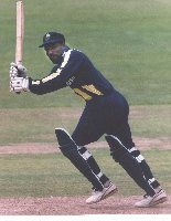 Viv Richards batting