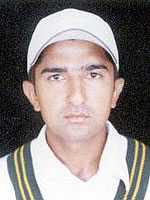 Khurram Shehzad - Player Portrait