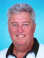 Bob Woolmer - Player Portrait
