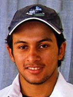 Azeem Ghumon - Player Portrait