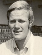 Portrait of Tony Greig