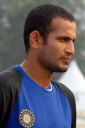 Irfan Pathan - Player Portrait