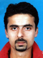 Atif Zia - Player Portrait