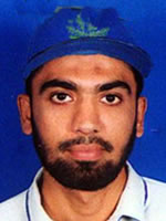 Zeeshan Pasha - Player Portrait