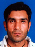 Qaiser Nadeem - Player Portrait