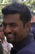 M Muralitharan - Player Portrait