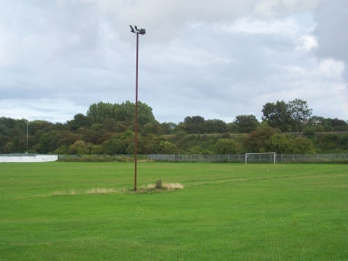 Site of Pontefract CC Ground