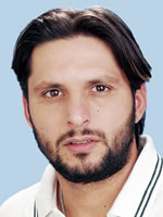Shahid Afridi - Player Portrait