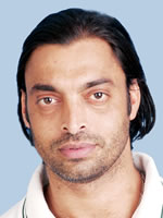 Shoaib Akhtar - Player Portrait