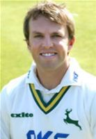 Portrait of Graeme Swann
