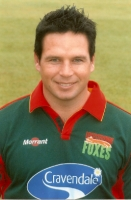 Portrait of Brad Hodge