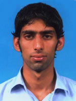 Ikhlaq Ahmed - Player Portrait