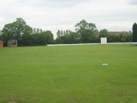 View of the ground