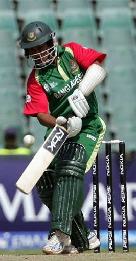 Mohammad Ashraful hits fastest fifty in Twenty20