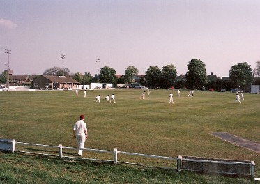 Barwell ground in 1994