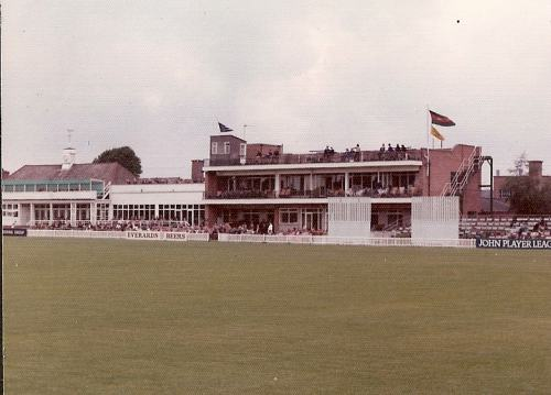 Another view of Grace Road in the 1970s