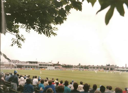 Grace Road in the 1980s