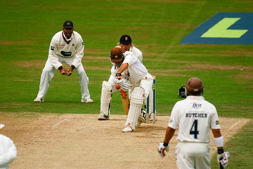 Mark Ramprakash against Lancs