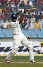 Wasim Jaffer plays a shot