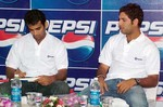 Chat with Zaheer and Yuvraj