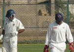 VA Jagadeesh and Parthiv Patel