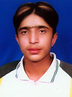 Luqman Riaz - Player Portrait