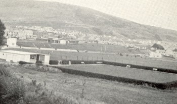 View of the Maesteg Celtic ground
