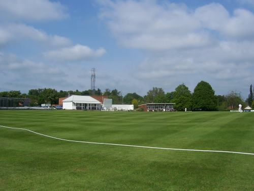 Market Harborough Ground