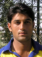 Mohammad Irshad - Player Portrait