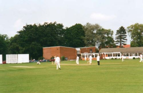 Another view of the Clifton Park Ground