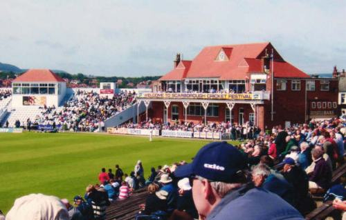 Another view of North Marine Road Ground