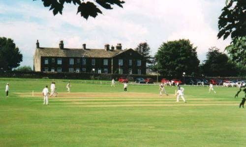 View of White Swan Ground