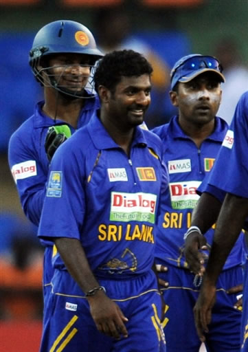 M Muralitharan becomes the highest wicket-taker in ODIs