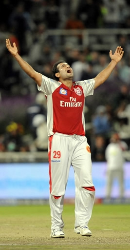 Irfan Pathan stars in Kings XI Punjab win over Rajasthan Royals