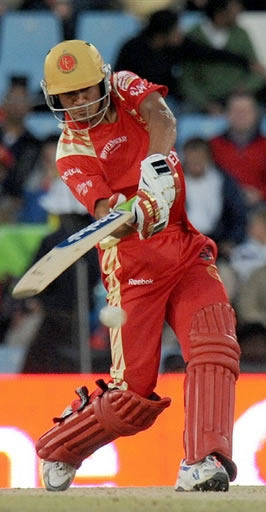 Manish Pandey stars in Royal Challengers Banglore win over Deccan Chargers