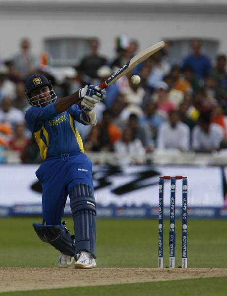 Jayawardene in action