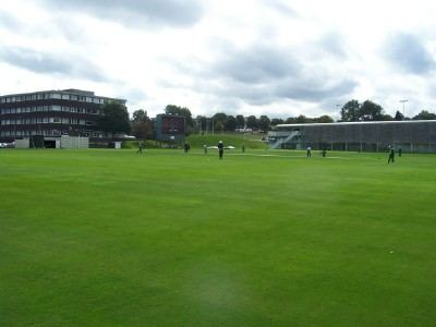 View of the Haslegrave ground
