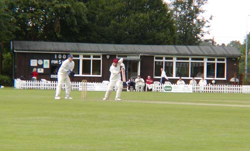 OT&Romsey Cricket Club