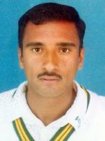 Aamir Sohail - Player Portrait