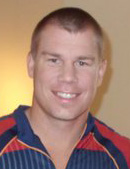 Portrait of David Warner
