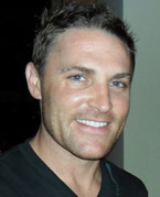 Portrait of Brendon McCullum