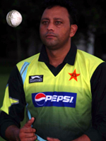 Wasim Khan - Player Portrait