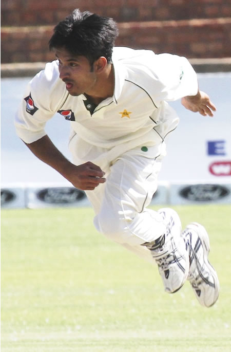 Aizaz Cheema on debut in Zimbabwe