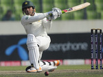 Adnan Akmal scored his maiden half-century