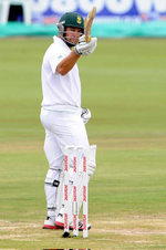 Mark Boucher had a good match with the bat and gloves