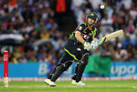 Matthew Wade got to a fifty off 34 balls