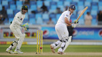 Andrew Strauss negotiated a tricky period until the close