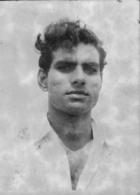 Portrait of Bashir Mian