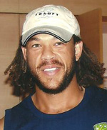 Portrait of Andrew Symonds