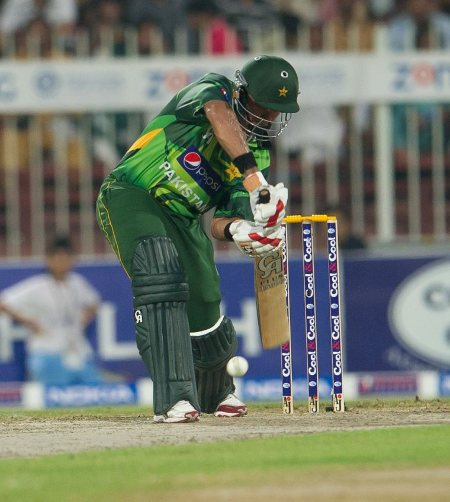 Nasir Jamshed was dominant